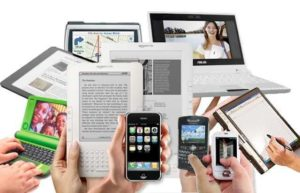 Use by many devices-Web design Nepal