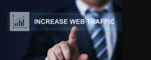 increase in traffic